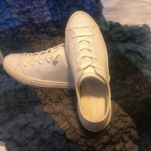 Converse All Star Leather Tile